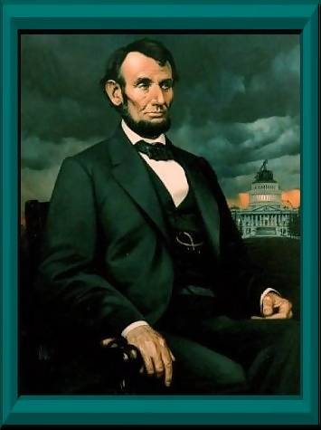 abraham lincoln contributions