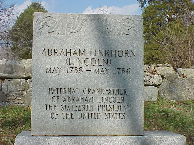 Abraham Lincoln S Parents