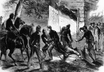 John Wilkes Boothu0026#39;s Final Hours