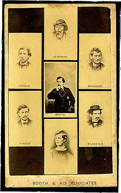 John Wilkes Booth His Life And Plot