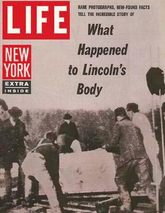 Abraham Lincoln S Body Exhumed
