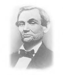 President Lincoln endured