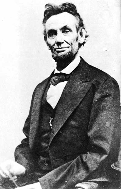 Research about abraham lincoln
