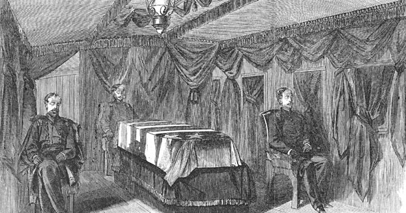 Photographs And Artwork Of President Abraham Lincoln S Funerals
